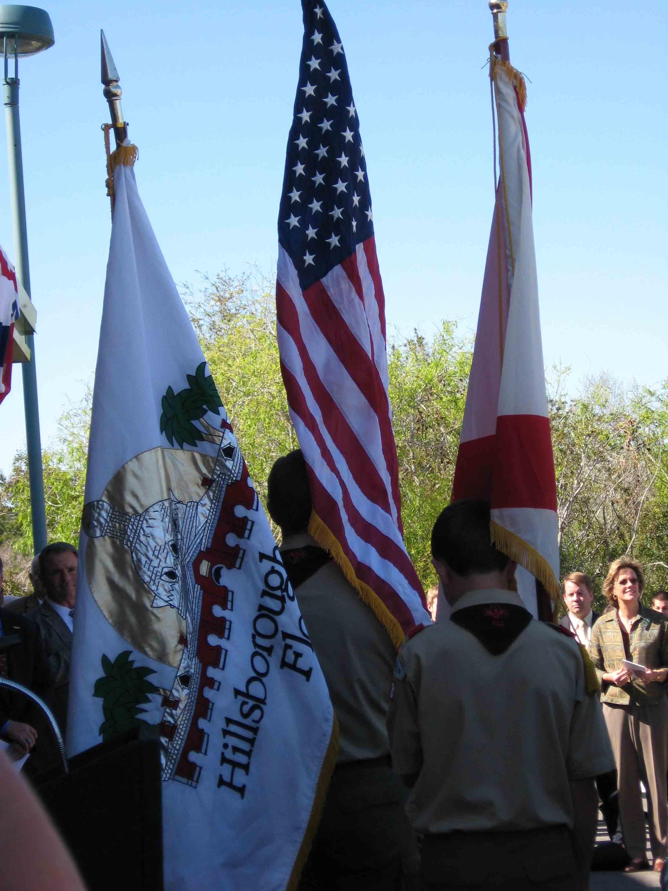 Ribbon Cutting Ceremony: February 14, 2008