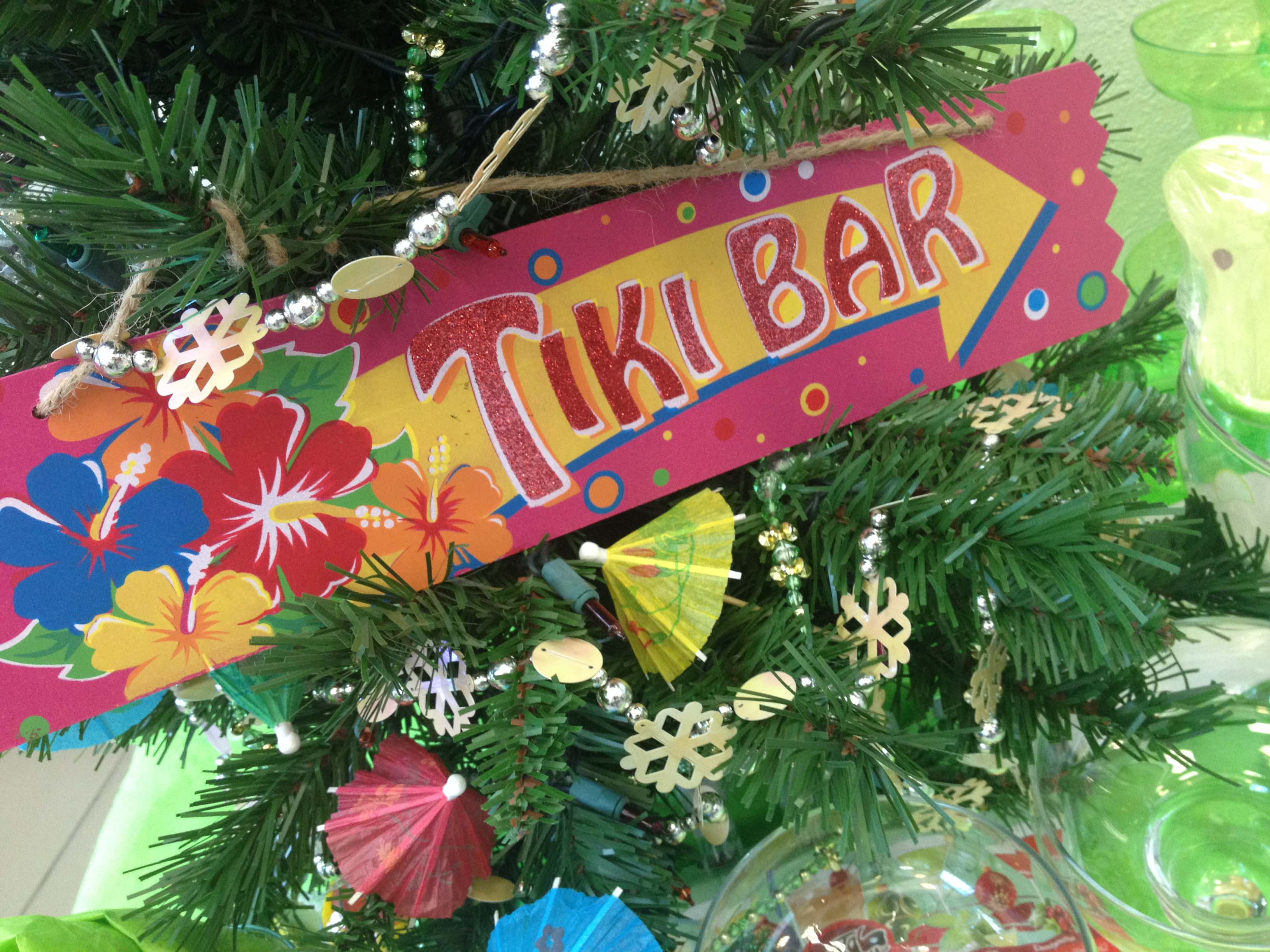 Tiki Tree -Detail2