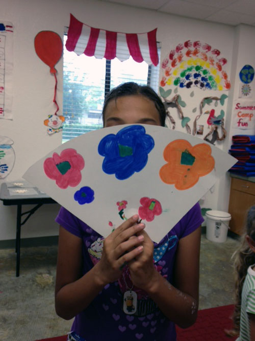 "2015 Summer Camp: ""Around the World"" (July 13-17)"