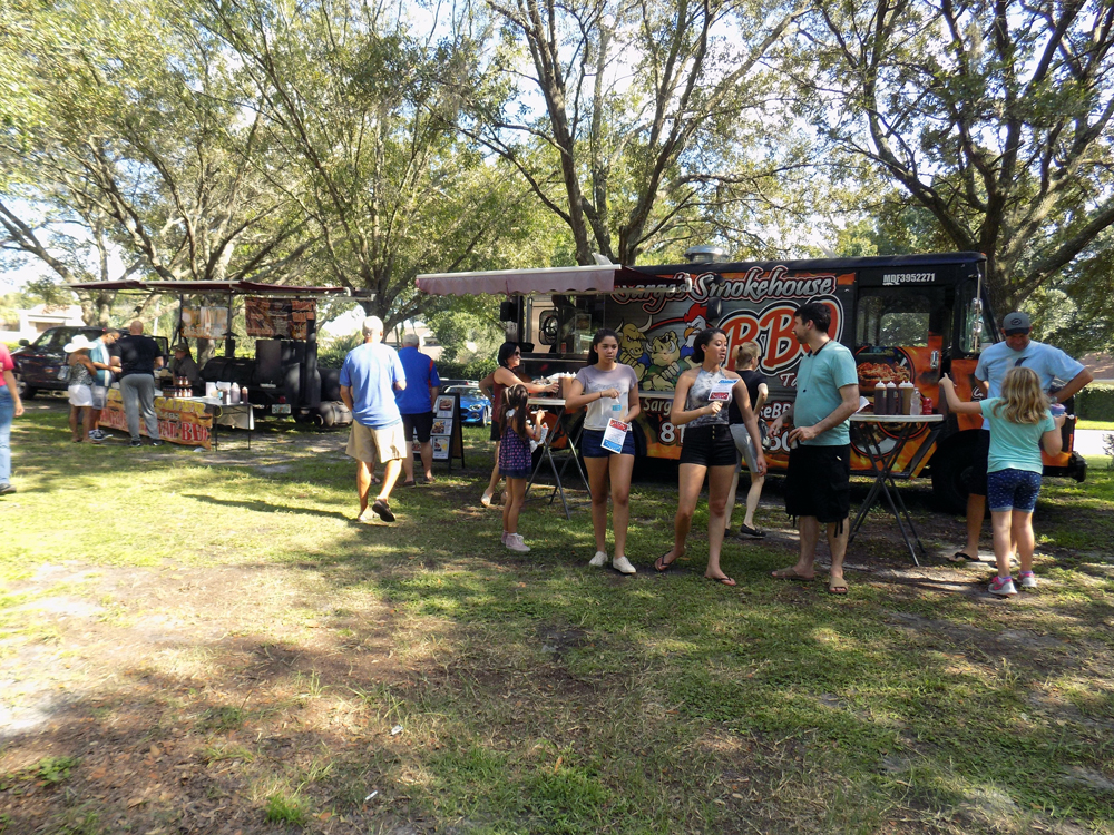 2016 Carrollwood Blues & BBQ