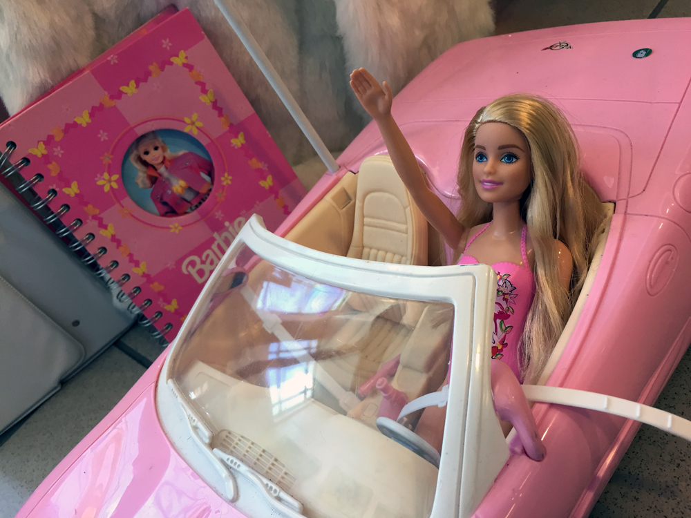 """""""Barbies"""" by Ruth Levy"""