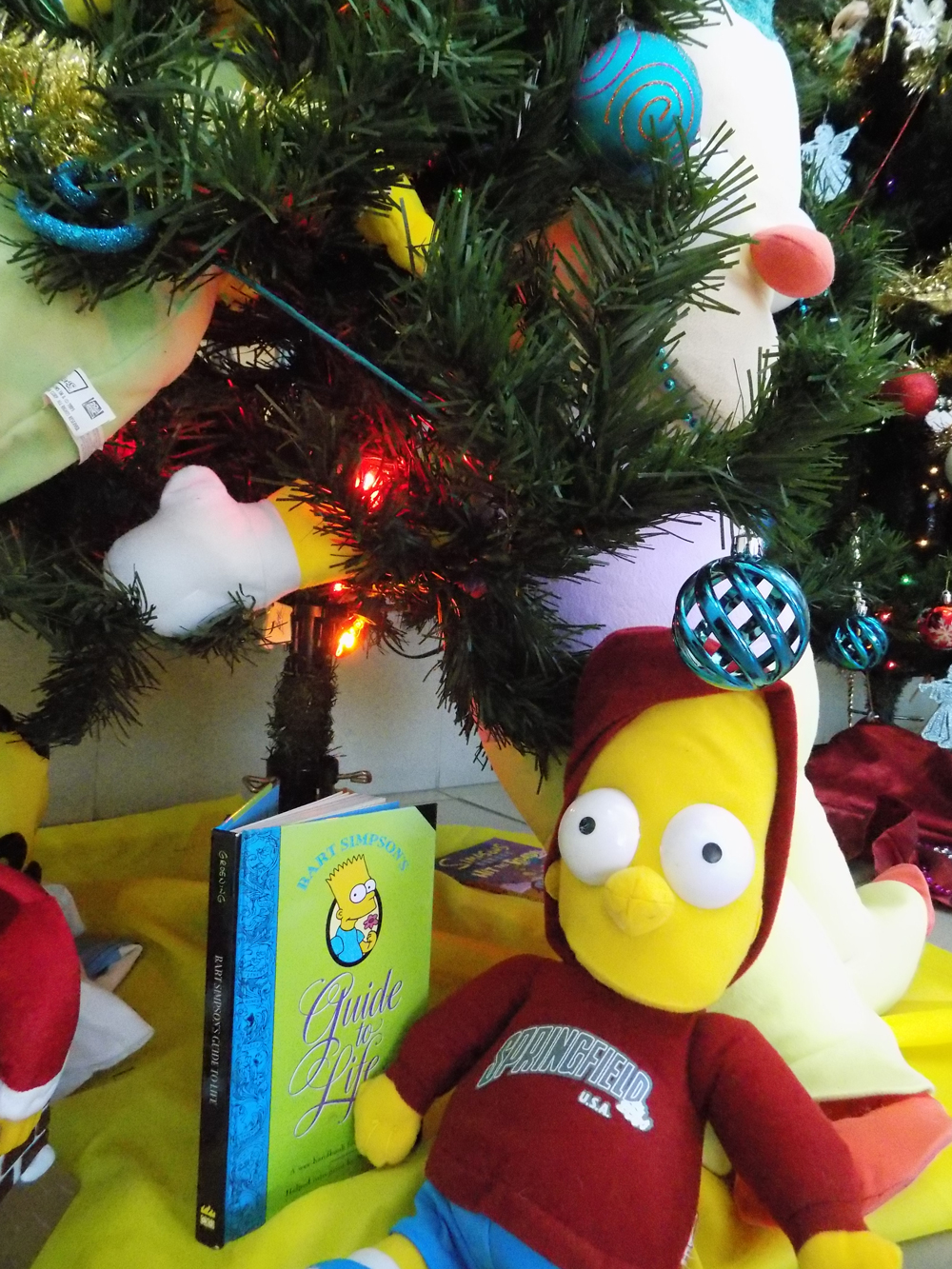 """""""The Simpsons"""" by Denise Deneen"""