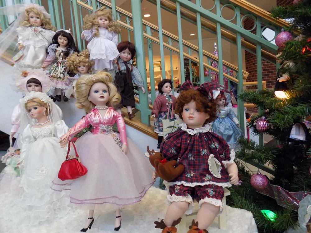 """Vintage Dolls"" by Denise Deneen"