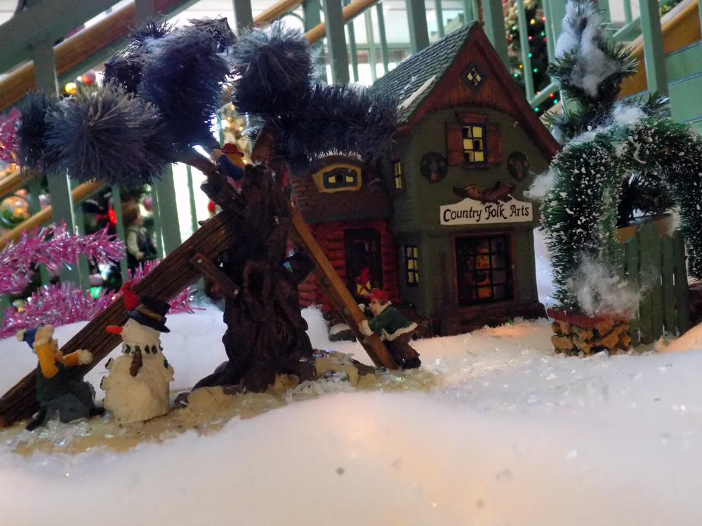 """Winter Village"" by Denise Deneen"