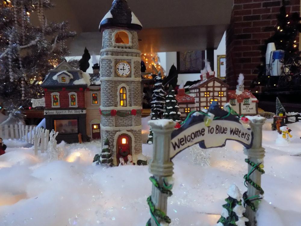 """""""Winter Village"""" by Denise Deneen"""