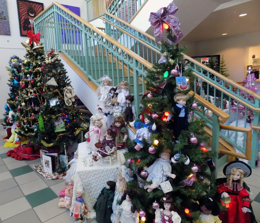 2016 Holiday Trees