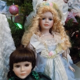 """Vintage Dolls"" by Denise Deneen"