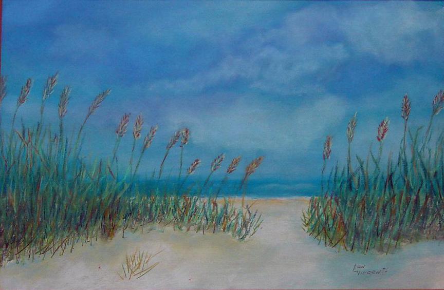 """Caladesi"" by Len Vincenti"