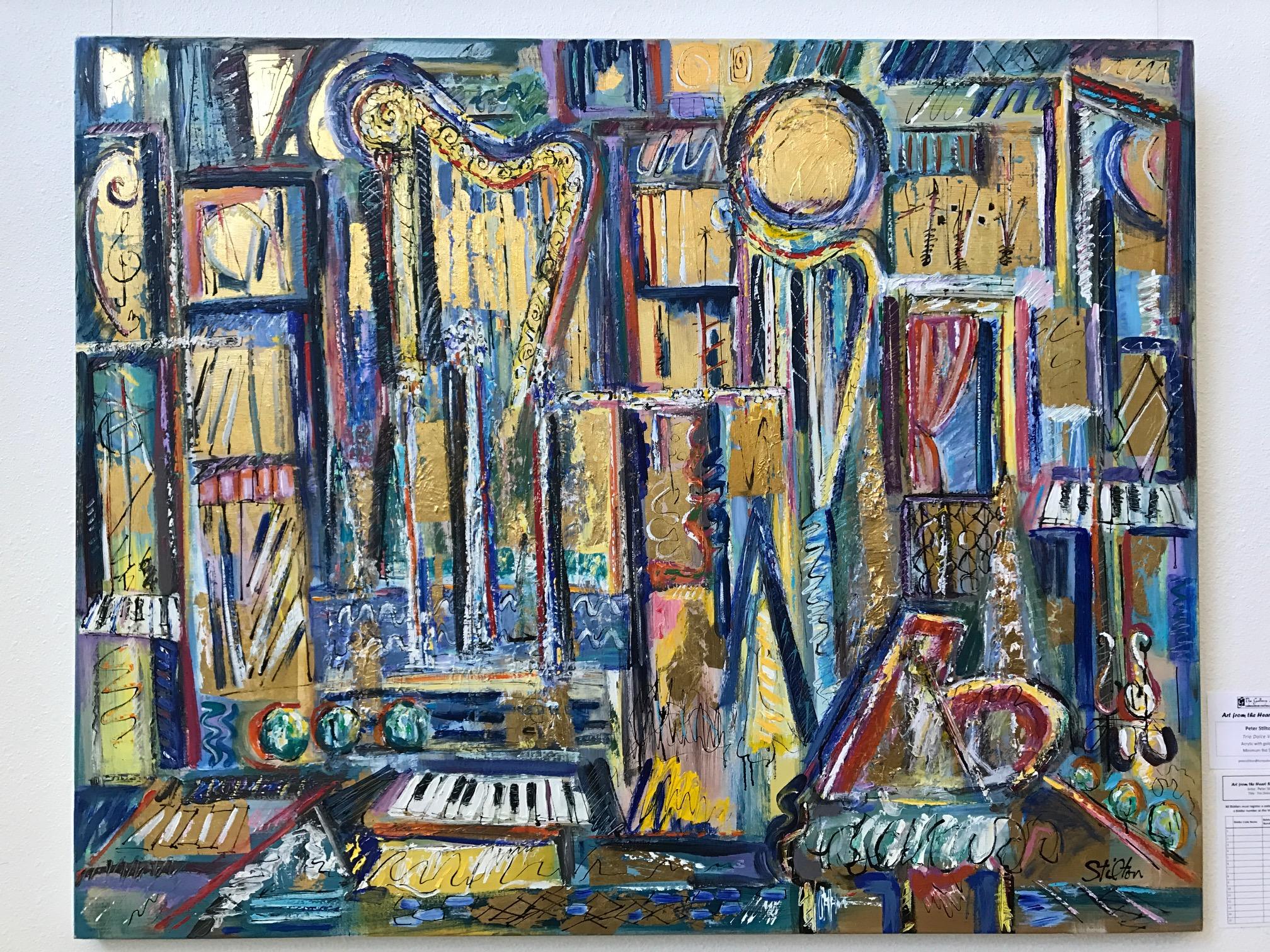 """Trio Dolce Vita"" by Peter Stilton"