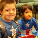 """""""Superheroes"""" / July 17-21"""