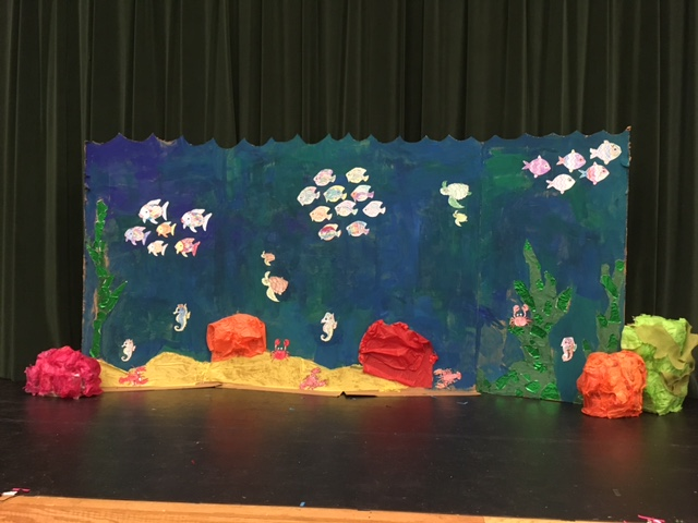 """Under the Sea"" / July 10-14"