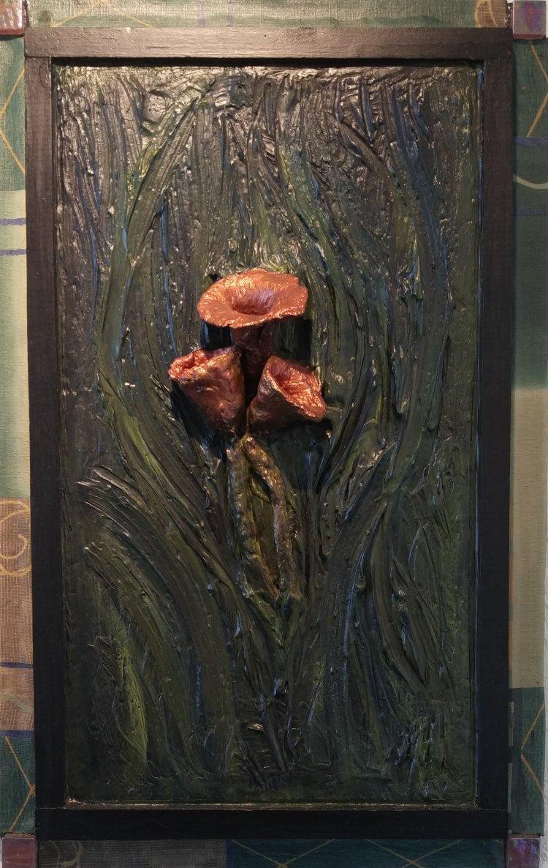"""""""Copper Flowers"""" by Paul Kreuzinger"""