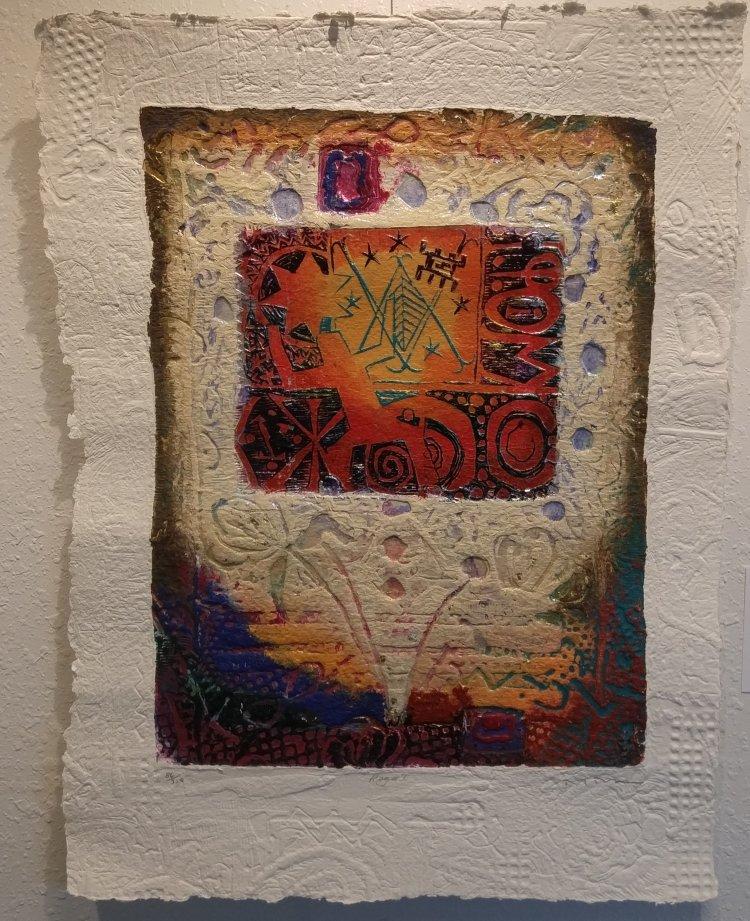 """""""Ragu 1"""" by Debbie Hofer"""