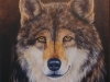 """Alpha Wolf"" (Giclee) by Nancy Lauby"