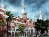 """The Grand Tampa Bay Hotel – University of Tampa"" by Roxanne Tobaison"