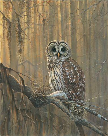 """On Watch"" by Hernie Vann"