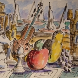 """Seaside Sonata"" by Peter Stilton"
