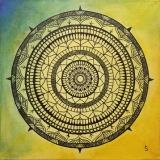 """Mandala"" by Saatchi"