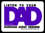 Donnovan Audio Designs Logo