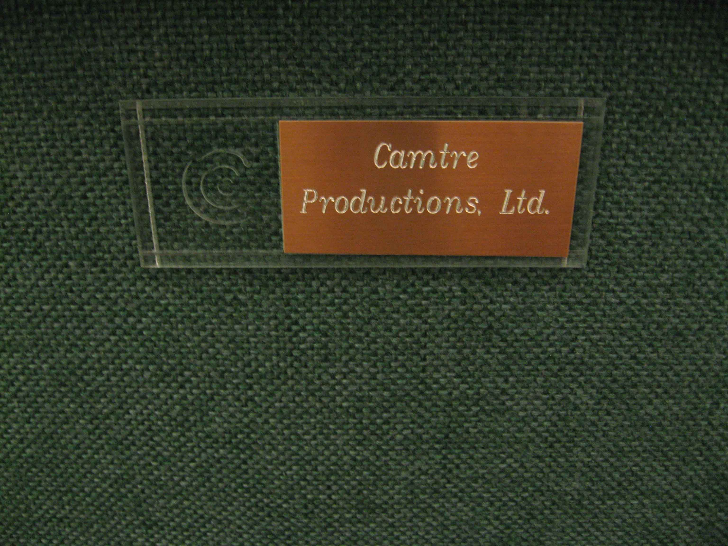 First-Chair-Camtre-Productions