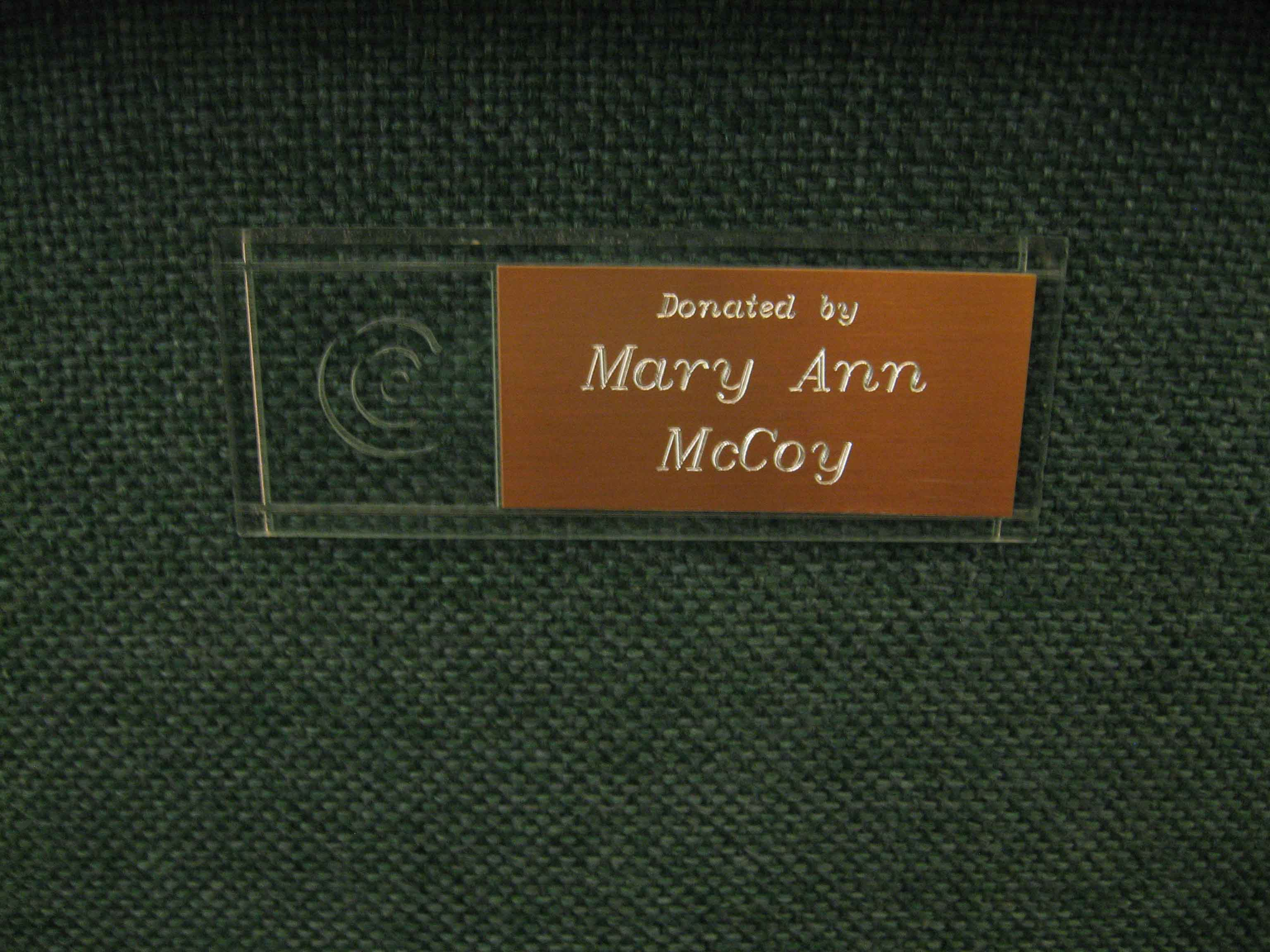 First-Chair-Mary-Ann-McCoy