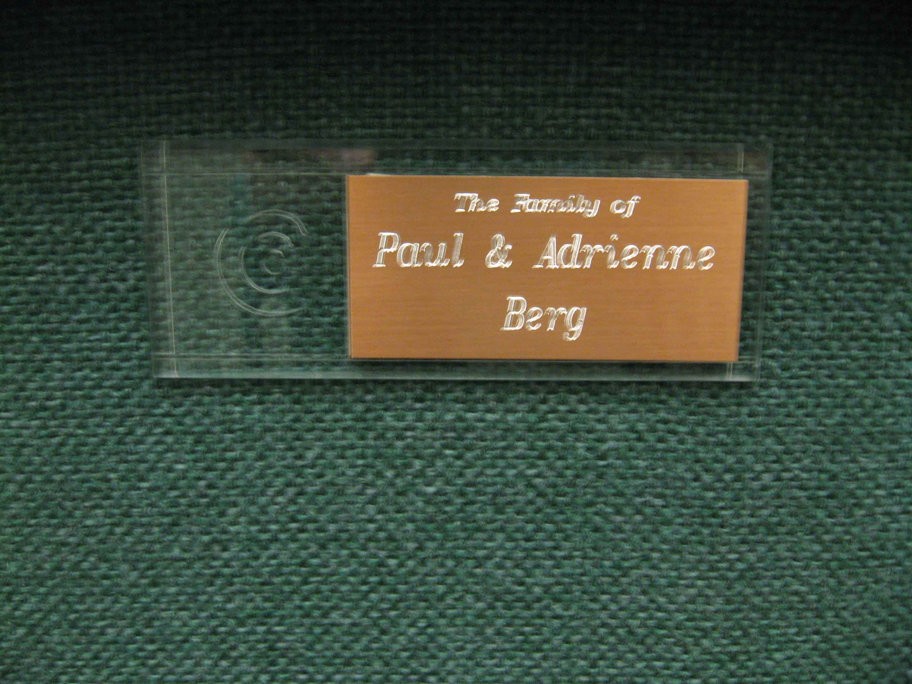 First-Chair-Paul-Adrienne-Berg