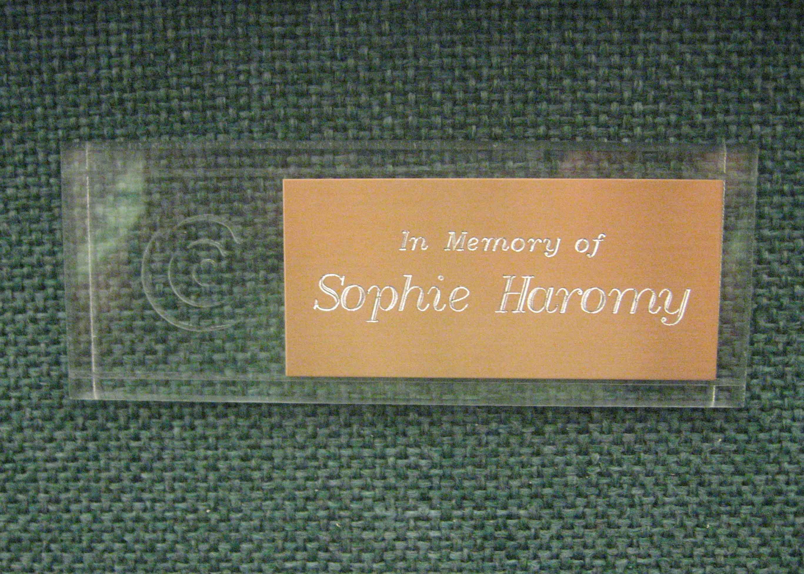 First-Chair-Sophie-Haromy