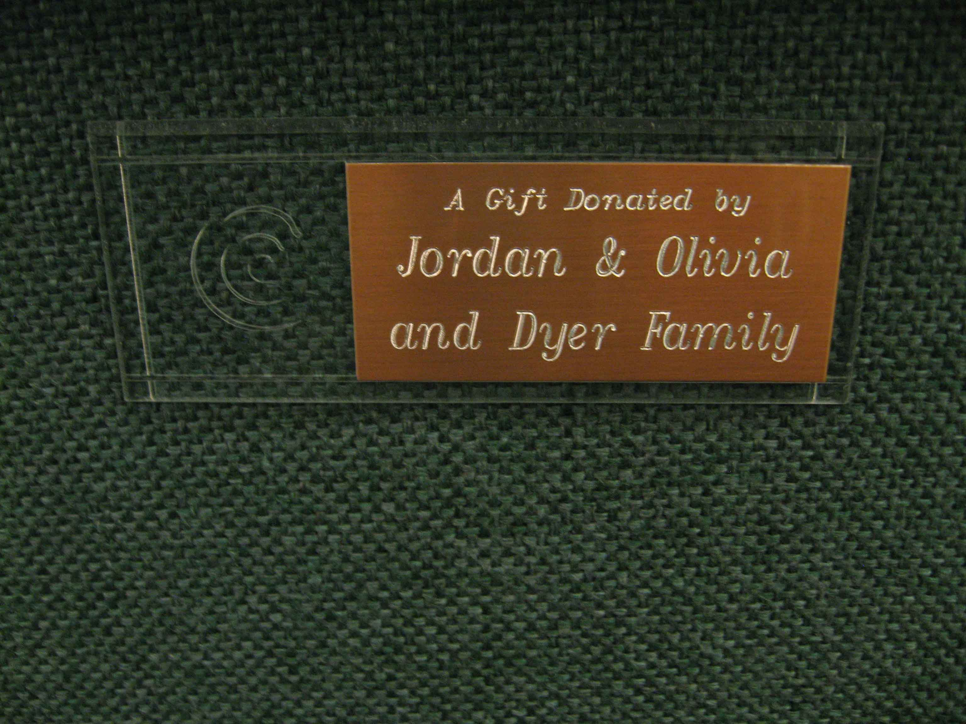 First-Chair-The-Dyer-Family