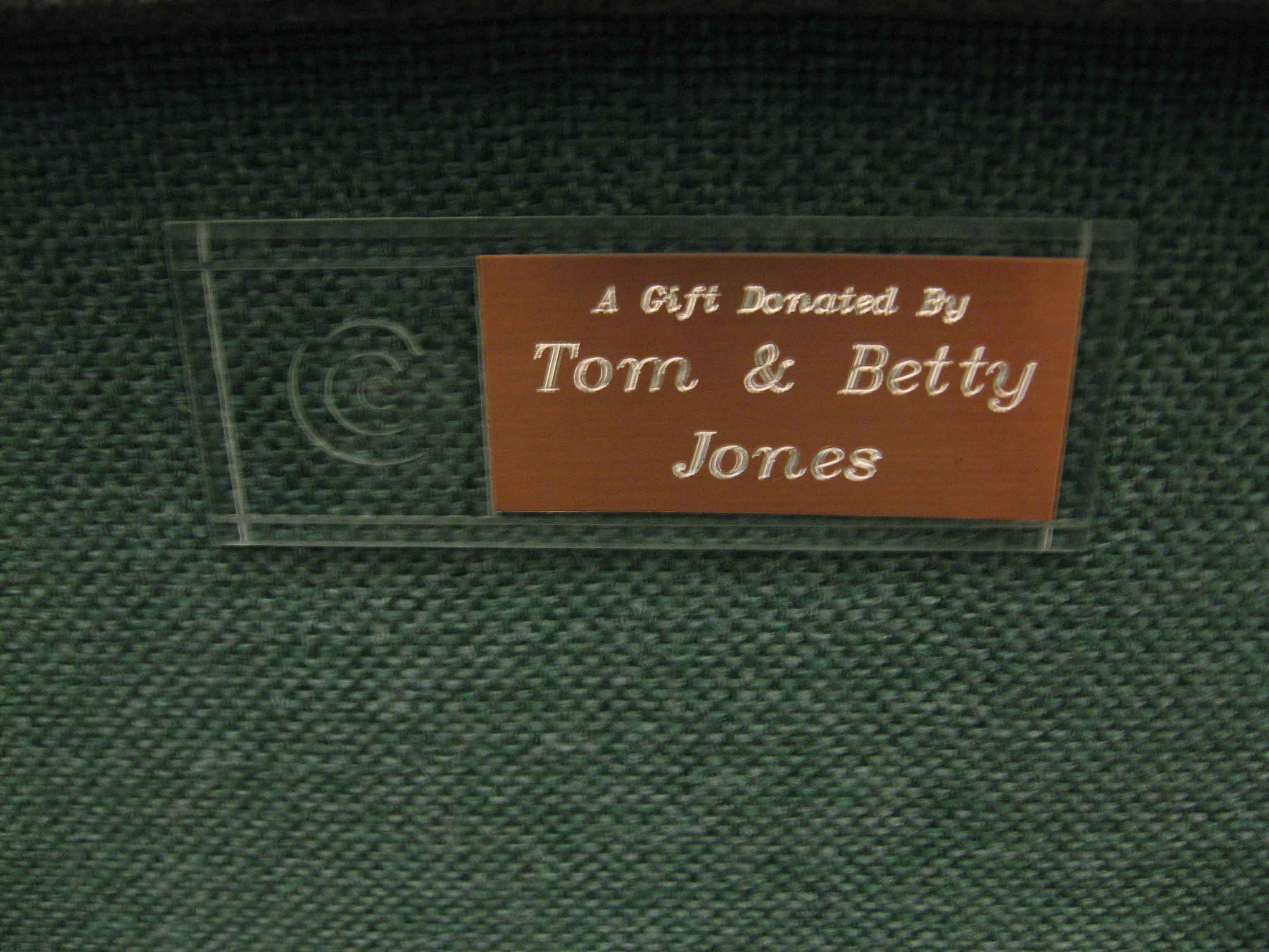 First-Chair-Tom-Betty-Jones