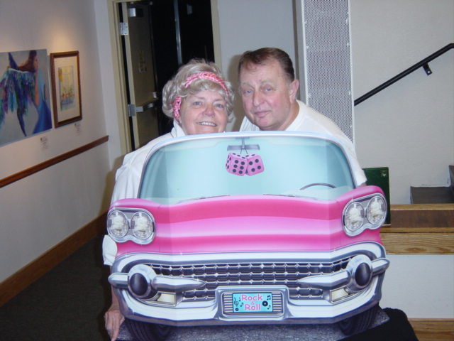 Ruth & Alan Levy