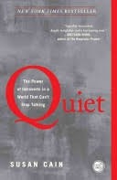 """Power of Introverts..."" by Susan Cain"