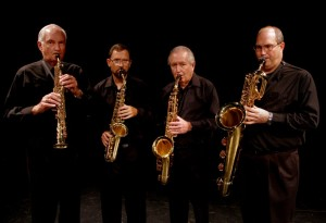 Bay Area Saxophone Quartet