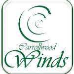 Carrollwood Winds Button