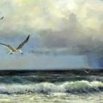"""""""Honeymoon Island Beach"""" by Robert Herenick"""