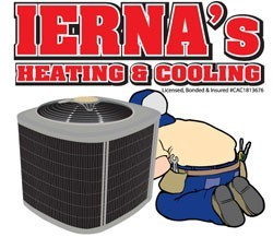Ierna's Heating and Cooling - nobutt