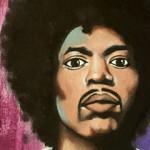 Jimi-Hendrix by Sekhar Cheemalapati