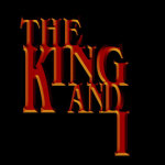 The King and I logo