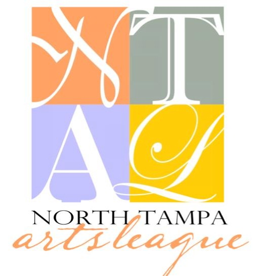 North Tampa Arts League - NTAL - logo