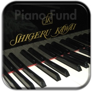 Piano Fund Button