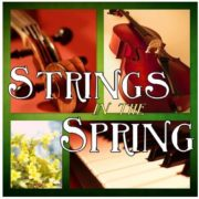 Strings in the Spring logo