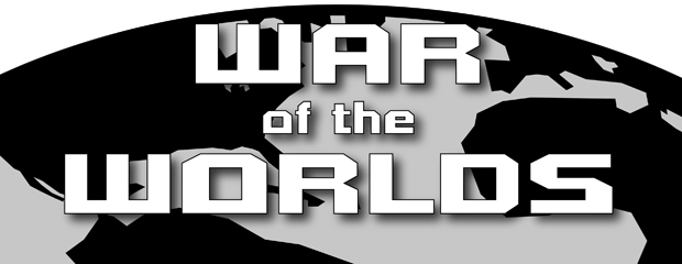 War of the Worlds banner