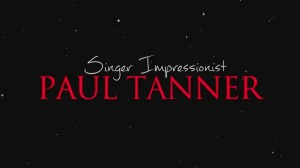 PAUL TANNER, singer-impressionist @ Carrollwood Cultural Center (Main Theatre) | Tampa | Florida | United States