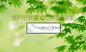 CARROLLWOOD WINDS SPRING CONCERT @ Carrollwood Cultural Center (Main Theatre) | Tampa | Florida | United States