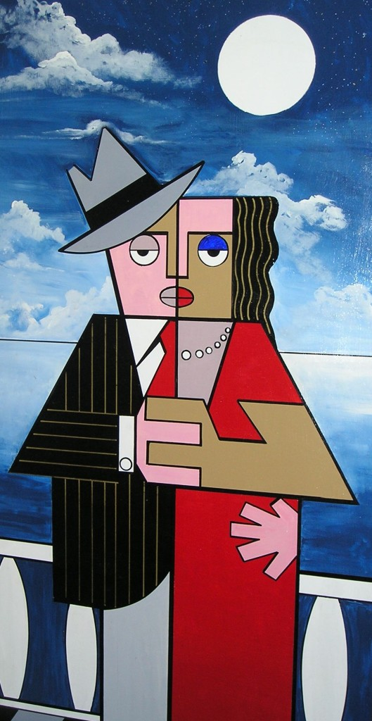 By the Dock of the Bay by James Vann