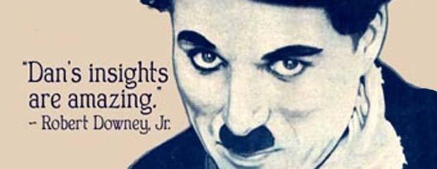 FUNNY BONES: The Comedy of Charlie Chaplin - 620x240