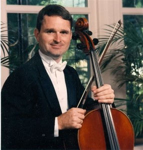 James Connors, cello