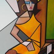 """""""Isn't She Lovely"""" by James Vann"""