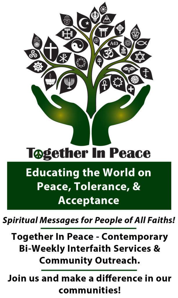 Together In Peace Interfaith Services & Community Outreach @ The Studio @ Carrollwood Cultural Center | Tampa | Florida | United States