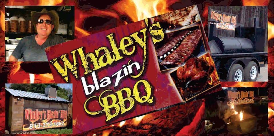 Whaleys Blazing BBQ