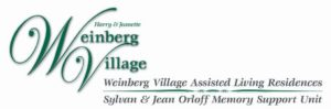 Weinberg logo with orloff tag